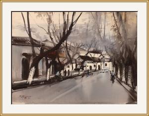 杭州南山路之秋 #15