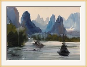 桂林山色 #16