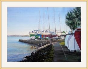 畢蘭灣遊艇會