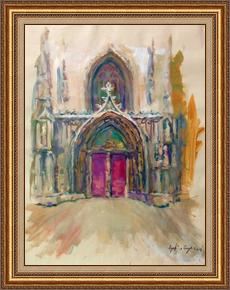 法國艾克斯Aix 主教堂