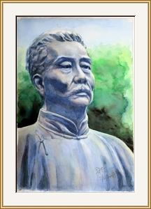 文學家魯迅