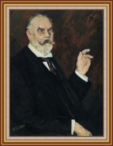 師祖_約翰沙展(John S. Sargent) - 油畫