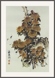 秋色 - 水墨