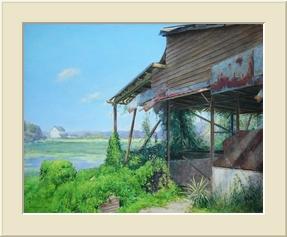 將蕪  (Acrylic)