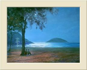 海上生明月 (Acrylic)