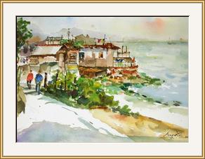 鯉魚門海灘