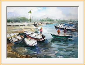 西貢魚巿埸