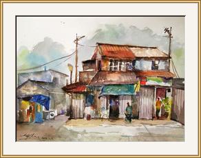 油塘老街坊