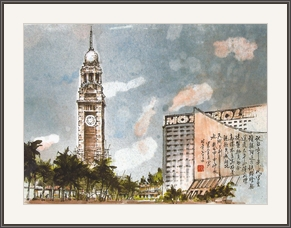 尖沙咀鐘樓 #10