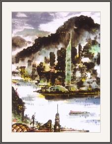 維港兩岸 #9