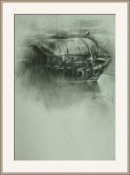 鯉魚門—魚船