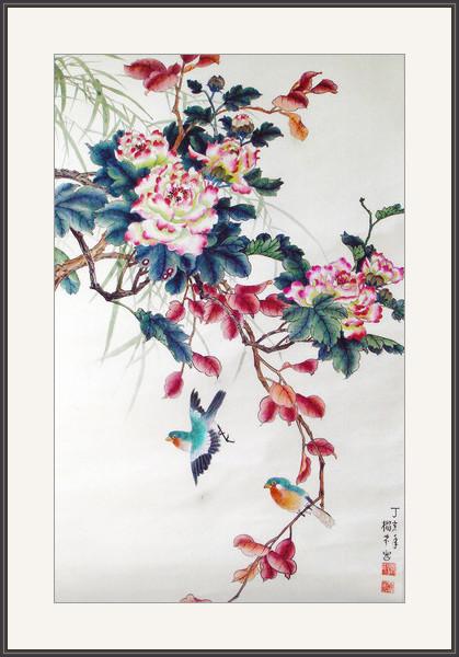 芙蓉城頭一枝花