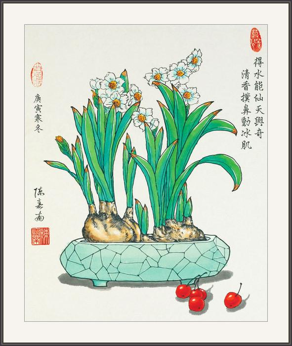 凌波仙子迎新春