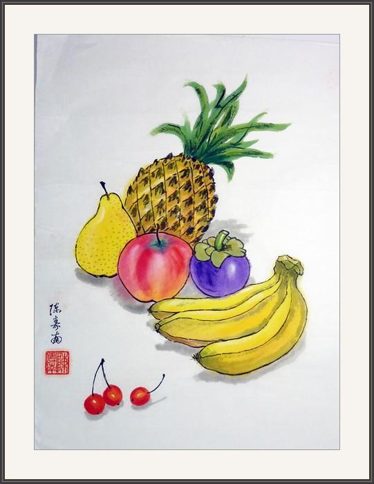 涼爭冰雪甜爭蜜 新鮮水果人愛食