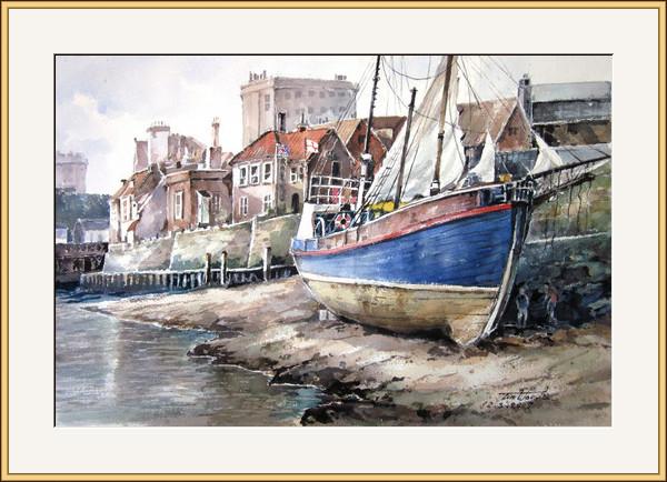 英國捕鯨船